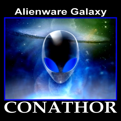 Product picture FLP CONATHOR - Alienware Galaxy