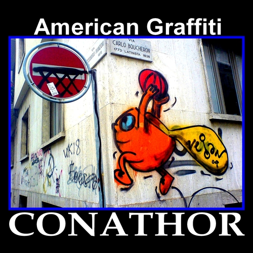 Product picture FLP CONATHOR - American Graffiti