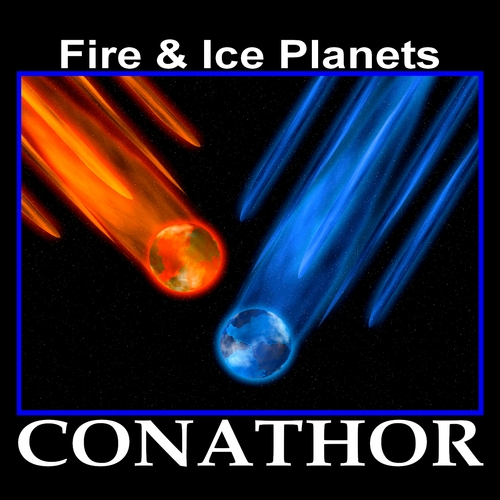 Product picture FLP CONATHOR - Fire & Ice Planets