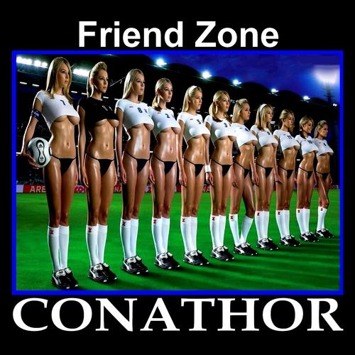 Product picture FLP CONATHOR - Friend Zone
