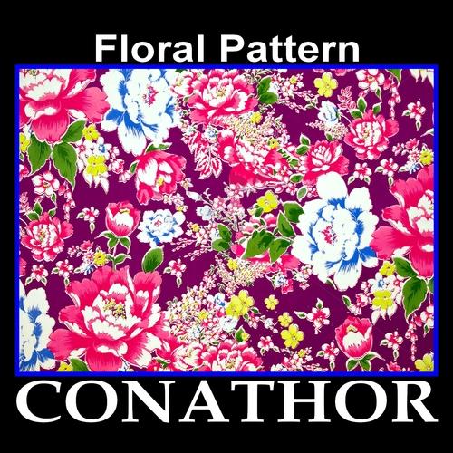 Product picture FLP CONATHOR - Floral Pattern